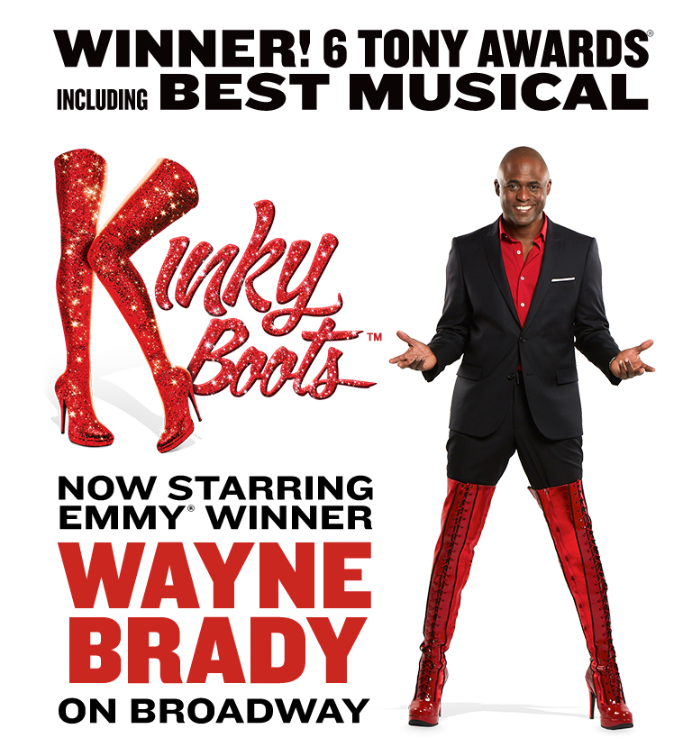 Winner of 6 Tony Awards including Best Musical! | BIG FAB FUN
